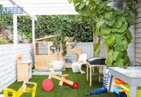 Roof Inspiration - Play Area
